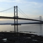 Edinburgh-Forth Road Bridge